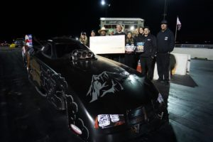 Allan Middendorf Gets His First Win At Funny Car Chaos
