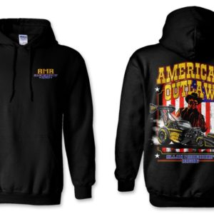 American Outlaw Hoodie Fuel Altered – Black
