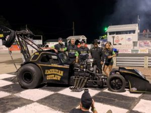 ALLAN MIDDENDORF WINS WORLD FUEL ALTERED NATIONALS