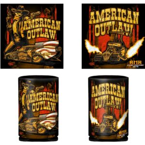 2020 American Outlaw Can Coozie