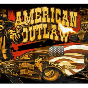 2020 American Outlaw Poster