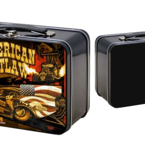 2020 American Outlaw- Gunslinger Lunch Box
