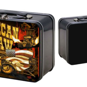 2020 American Outlaw Lunch Box
