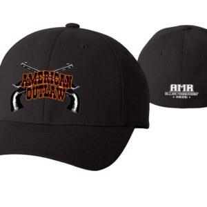 2020 American Outlaw Gun Hat- Black